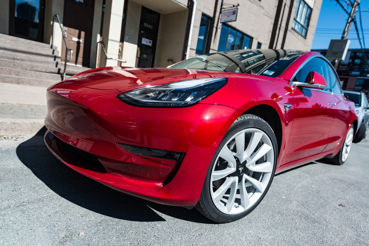The Special-Order-Only Model 3 Standard Range Price Reverts to $36,200