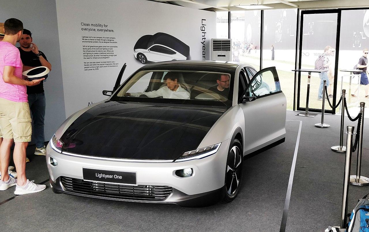 The World's Premier Long-Range Solar Car Revealed